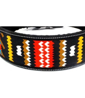 Colliers nylon Collier chien large Inca TL  17,00€