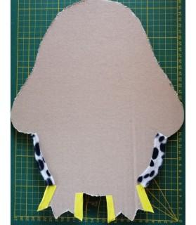 Griffoirs chat Griffoir chat carton ondulé - lot de 2 - Modèle pingouin Chez Anilou 3,00€