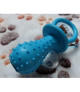 Jouets dentitions canines jouet chien Sucette dentition bleu Haustierbedarf 6,00€