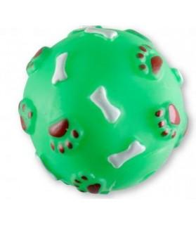 balles pour chien jouet balle verte sonore pour chien Vadigran 6,00€