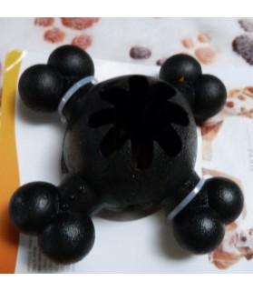 jouets canins friandises Jouet chien - Balle 4 os friandise VIVOG 12,00€