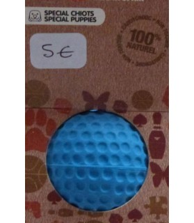 Jouets canins durs balle Rubb'n'Puppies spécial chiot Rubb'n'Roll 5,00 €