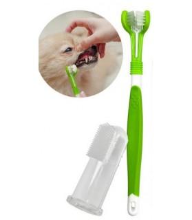 dentition canine Brosse à dent pour chien  7,00€