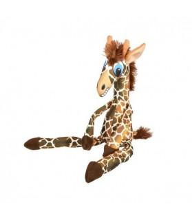 Peluche chien Zaza la Girafe