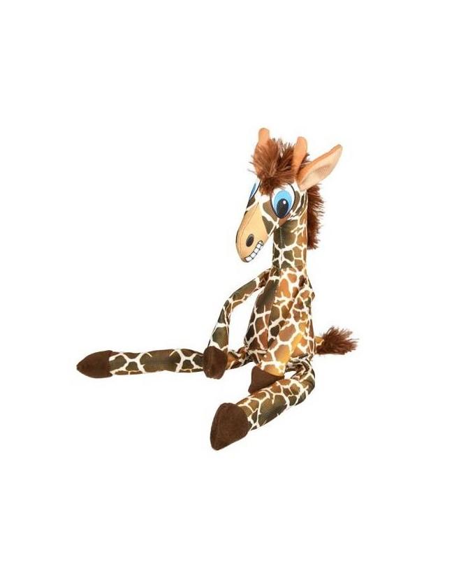 Peluches pour chien Peluche chien Zaza la Girafe CHADOG DIFFUSION 12,00€
