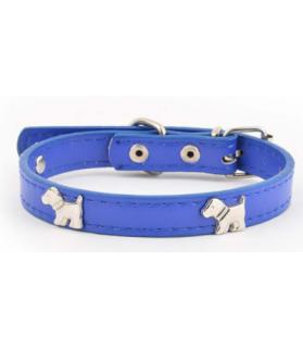 Colliers simili et cuir Collier pour chien avec boucle motif ChienChien  7,00€