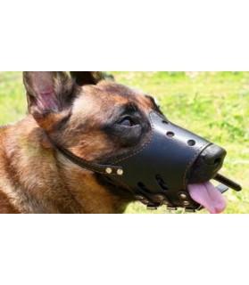 Muselières pour chien Muselière respirante marron CM Mutli-marques 8,00€