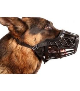Muselières pour chien Muselière panier PVC NOIR Mutli-marques 7,00€
