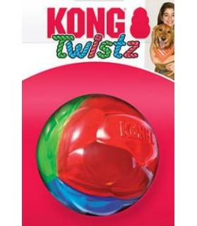 Jouets chien à lancer Balle Kong Twistz KONG 7,00€