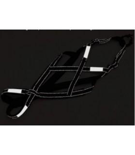 Harnais de traction Harnais canicross musher noir Mutli-marques 27,00€