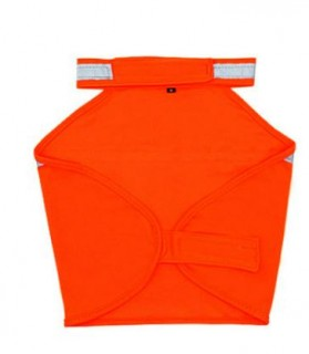 Gilet fluorescent pour chien Gilet orange de sécurité pour chien - TL Mutli-marques 9,00€