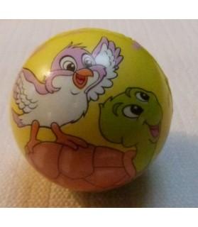 jouets canins mous balle souple motif tortue  6,00€