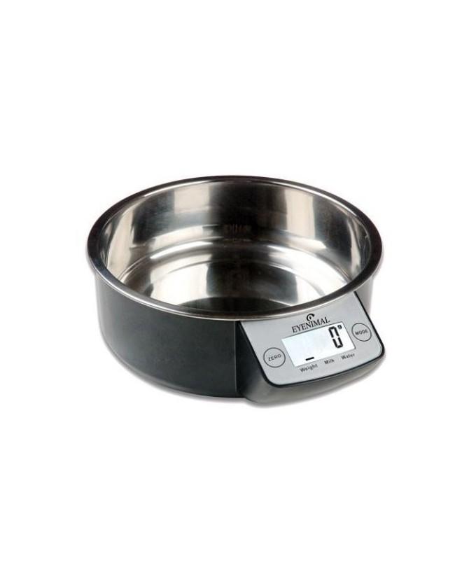 Gamelles avec pèse aliment canins gamelle chien - Pèse aliment avec gamelle amovible  22,00€