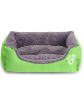 Coussins pour chien ou chiot Coussin lavable et confortable vert  32,00€