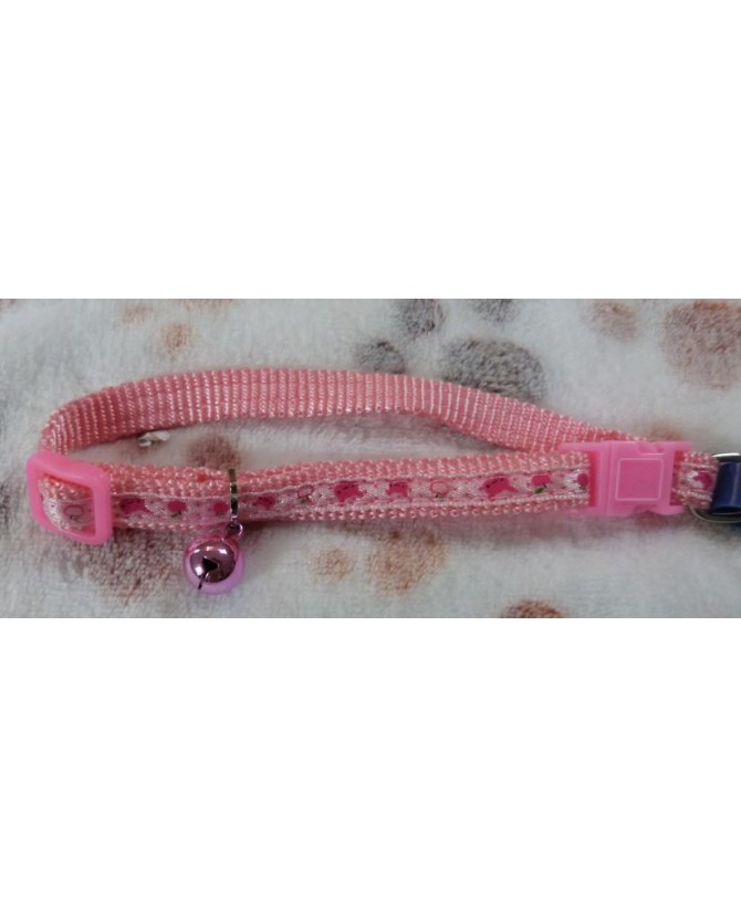 Colliers chat Collier chat Cerise  3,50€