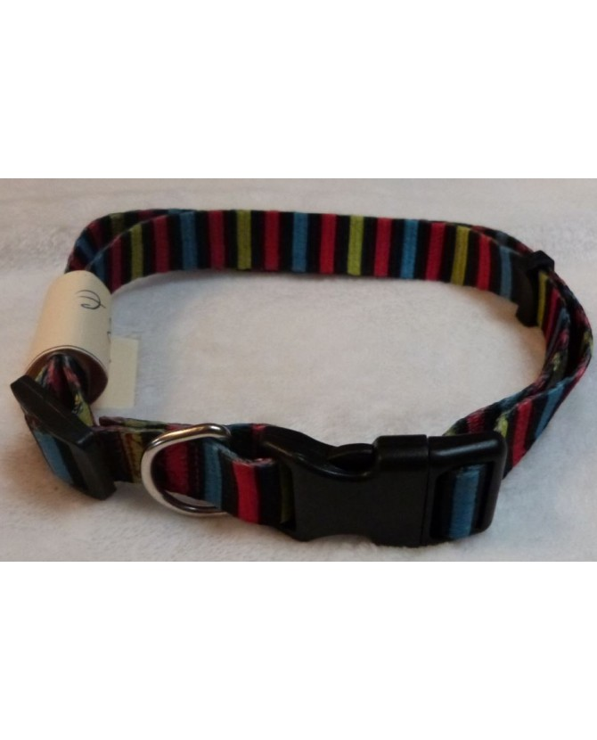 Colliers nylon Collier Rayé Multicolor  8,00 €