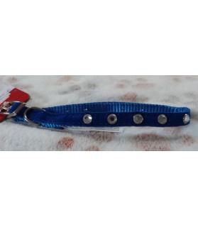 laisses colliers et harnais Collier chat perles de strass  3,50€
