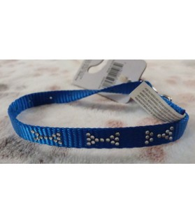 Colliers nylon Collier chat os de strass PETWEAR  3,50 €