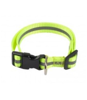 Colliers fluorescents Collier chien nylon fluorescent Chez Anilou 7,00 €