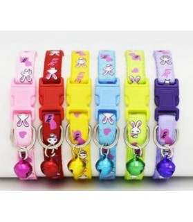 Colliers chat Collier chat lapin Love  3,50€