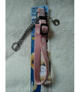 Colliers nylon Collier rose The Dog  12,00 €